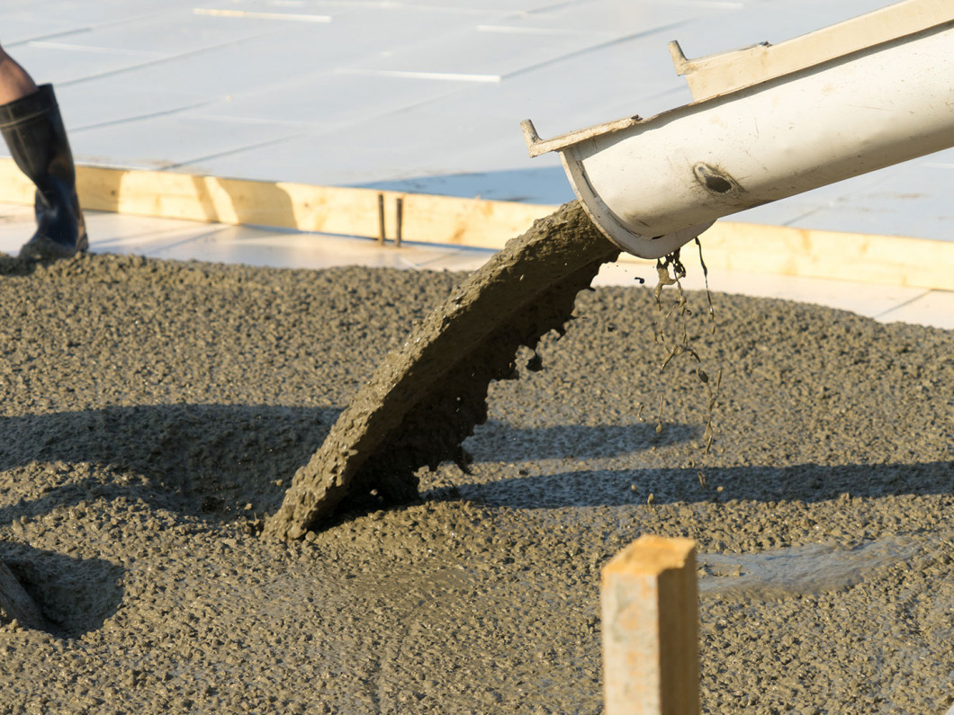 We Offer Rock Solid Concrete Services