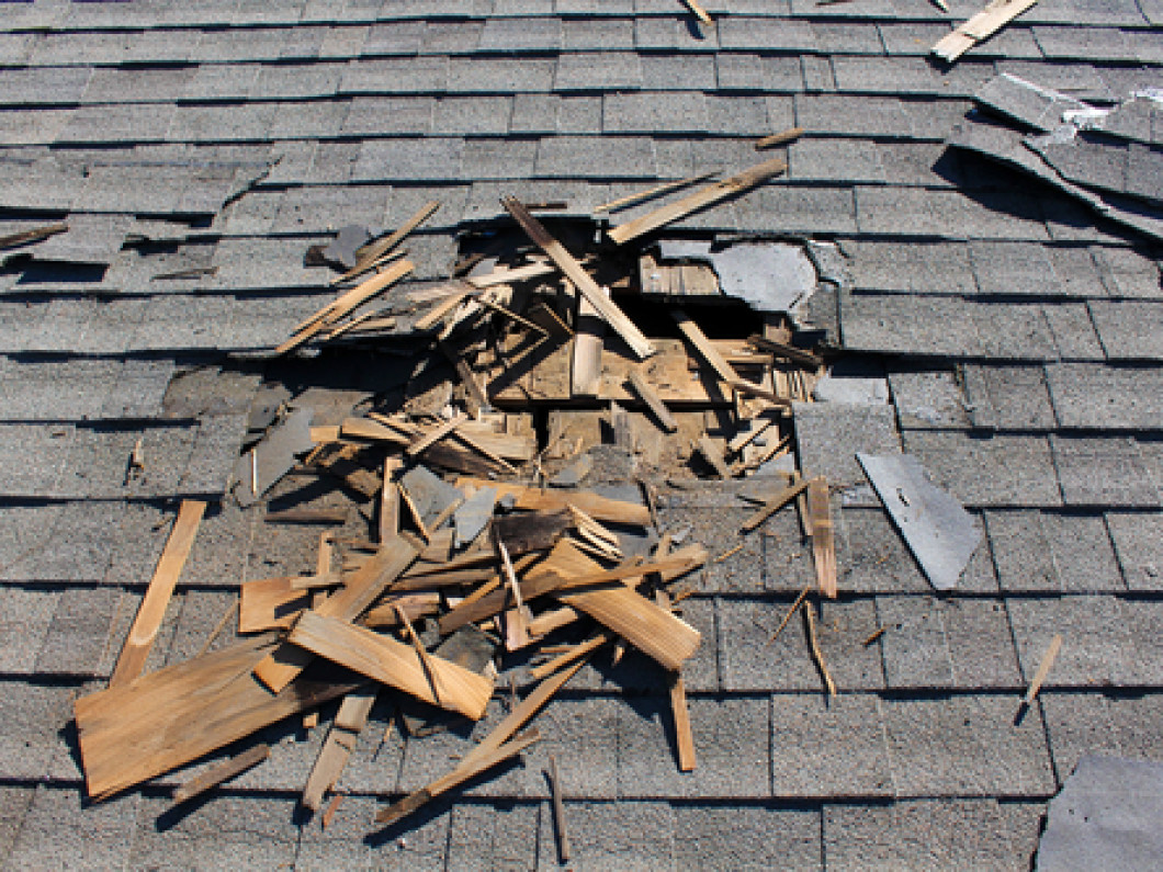 We Can Tackle Any Roof Repair Job